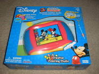 Disney Dream Sketcher Mickey Mouse Electronic Creative Studio Drawing