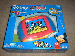 New-Disney-Dream-Sketcher-Mickey-Mouse-Electronic-Creative-Studio-Drawing