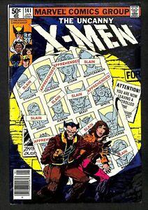 Uncanny-X-Men-141-VF-8-0-Days-of-Future-Past-Part-1-Wolverine
