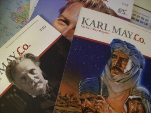 Karl May /& Co TOP diverse Ausgaben Das Karl May Magazin