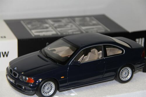118 KYOSHO BMW 328 Ci , DARK BLUE , 08502DB