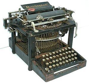 Antique Remington #2 Typewriter 1880's
