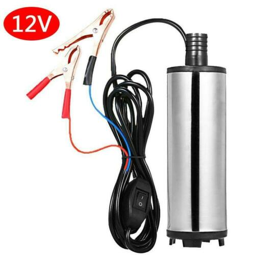 Mini Electric Submersible Pump For Pumping Oil Water Fuel Transfer Pump