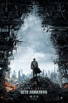 Star Trek Into Darkness Movie Poster Glossy Finish STT021 Posters USA