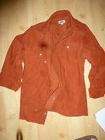 CECIL Kord Cord Bluse Blazer Jacke Gr. M orange sportlich modisch 3/4 Arm