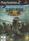 PLAYSTATION 2 SOCOM U.S NAVY SEALS PS2 GAME