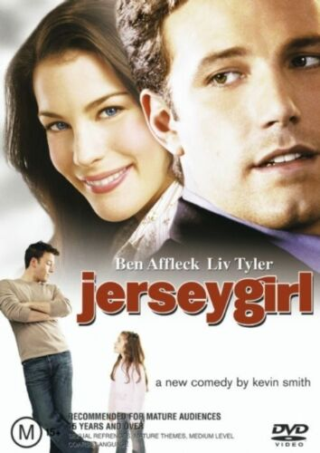 1 of 1 - Jersey Girl Ben Affleck Lox Tyler DVD #80