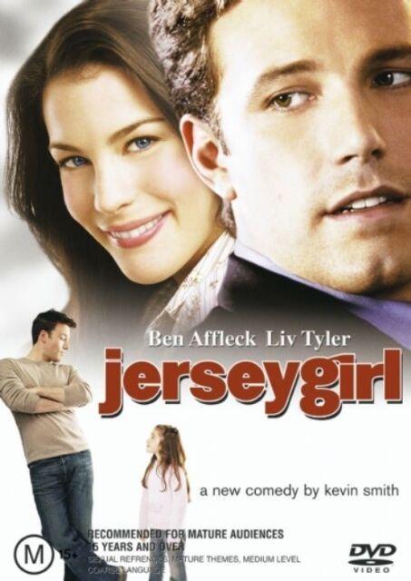 JERSEY GIRL -  Ben Affleck Liv Tyler - Comedy DVD - Free Post!