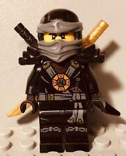 Weapon 2015 Summer from 70733 70734 70738 Lego Ninjago Cole w// Deepstone Armor