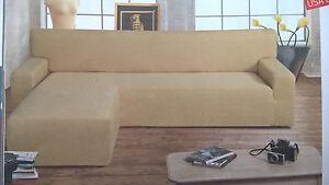 Copridivano genius swing per divani con chaise longue ebay - Copridivano per divano con chaise longue ...