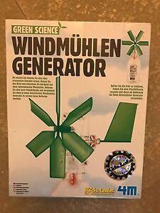 Windmuehlengenerator-Generator