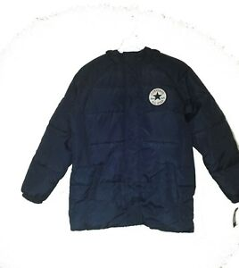 5d59f958d3a6 Image is loading Converse-All-Star-Chuck-Taylor-Jacket-NWT-100-