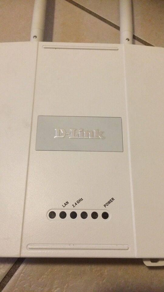 Access point, wireless, D-Link