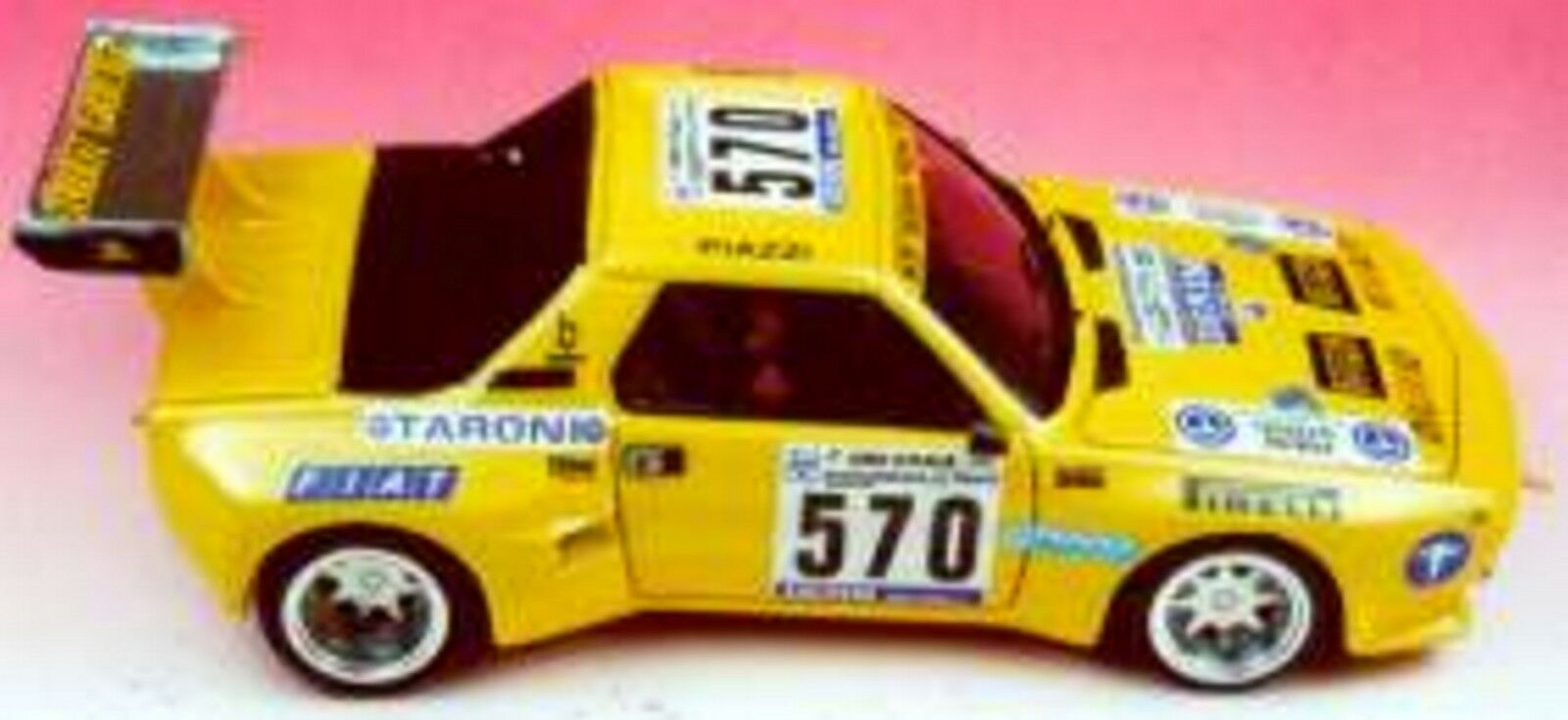 +kit Fiat X 1 9 Piazzi-Zorzi Giro d'Italia 1979 - Arena Models kit 1 43