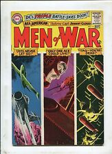 Men Of War #111 ~ Only One Ace Could Live! Jets Never Let Go! ~ (Grade 6.0) WH