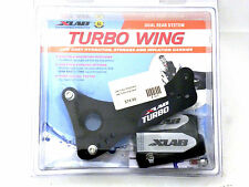 Xlab Turbo Wing Dual Rear System Black 1388
