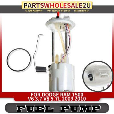 Fuel Pump For 2009-2010 Dodge Ram 1500 Module Assembly Gas w//Sending Unit