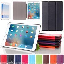 "✔Edle New Apple iPad 2017 (9.7"") Schutz Hülle+Folie Tasche Cover Smart Case 8-FA"
