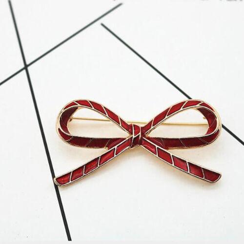 Exquisite émail Bow-Knot BIRD Chrysanthème Broche Bijoux Badge Accessoires