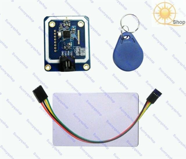 PN532 NFC RFID Reader/Writer Module kit for Arduino Uno R3 Mega 2560