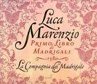 Luca Marenzio: Primo Libro di Madrigali (CD, Sep-2013, Glossa)