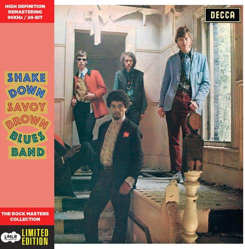 Savoy Brown - Shake Down [New CD] Ltd Ed, Mini LP Sleeve, Rmst, Collector's Ed