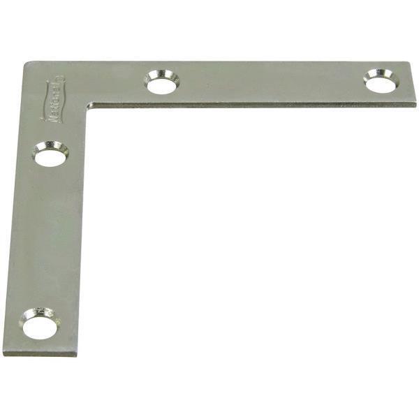 200-Steel Zinc Plated 1/2