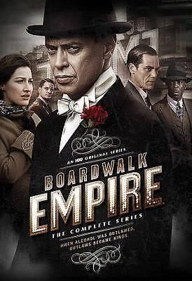 Brand New Boardwalk Empire: The Complete Series (DVD, 2015, 20-Disc Set)