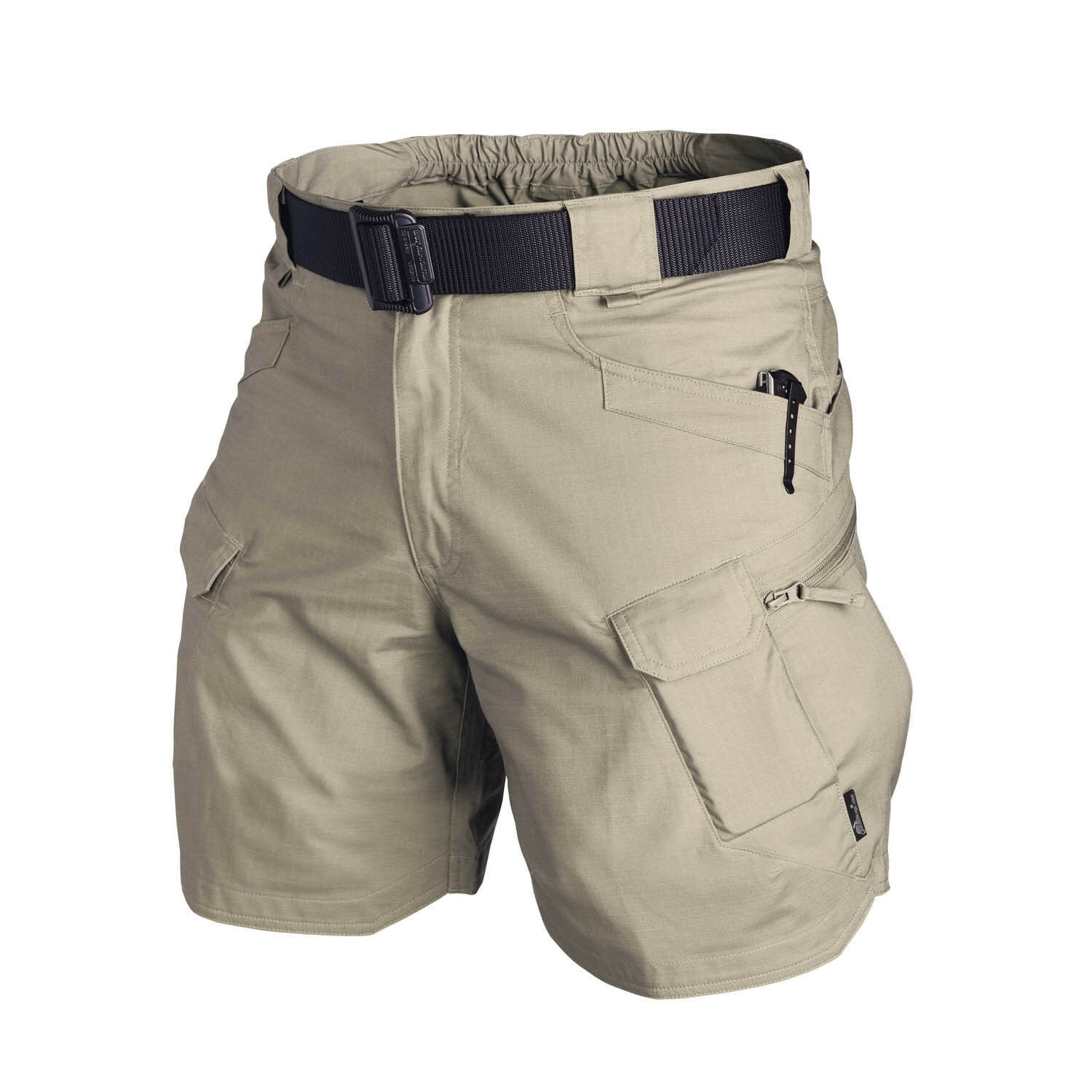 Helikon Tex UTS URBAN TACTICAL Outdoor Freizeit SHORTS 8.5 Gr Hose kurz Khaki Gr 8.5 S 42bc56