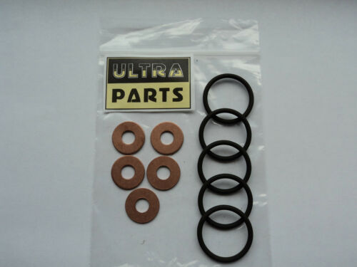 Landrover  DiscoveryTD5 injector washer /& seal kit, O.E.Quality Viton O ring