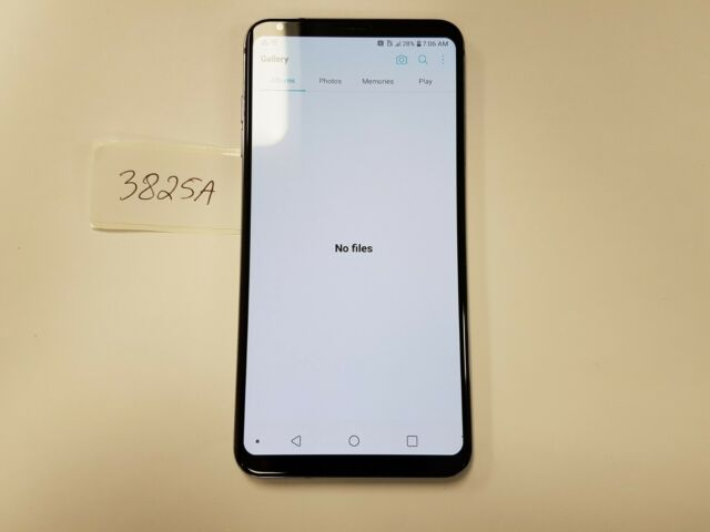LG V35 ThinQ – 64gb Grey GSM Unlocked