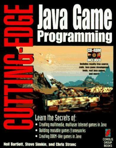 Cutting Edge Java Game Programming By Neil Bartlett 1996 Cd Rom Mass Market For Sale Online Ebay