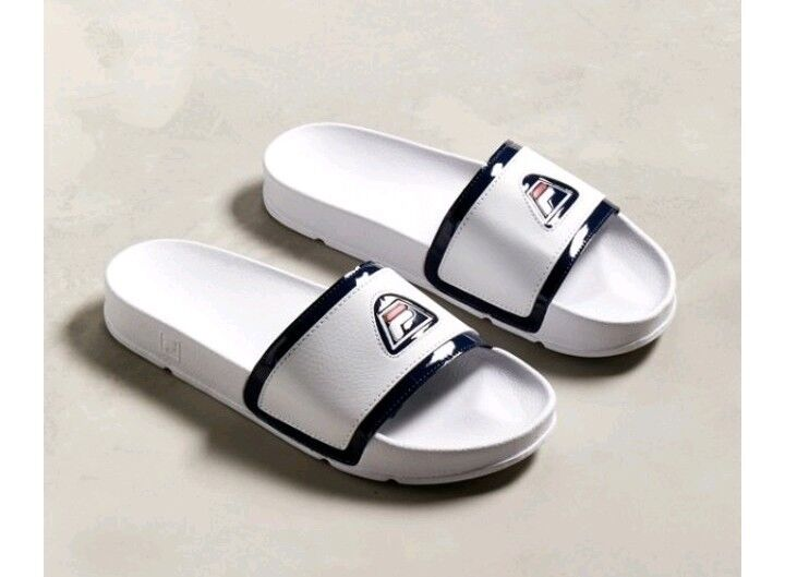 Men Fila Drifter '96 Grant Hill Slides Sandals 12
