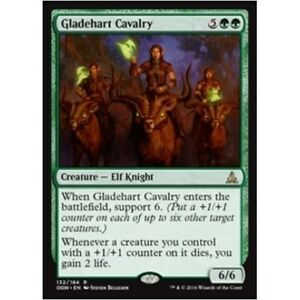 4 Gladehart Cavalry Oath of the Gatewatch