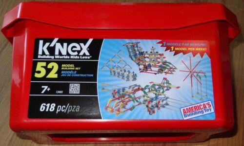 K/'NEX 52 Model Building Set Construction Toy KNEX 13465