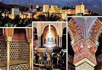 BT7397 Granada la alhambra      Spain