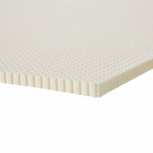 CLOSEOUT (1-inch) Talalay Global Latex Foam Mattress Topper - Made in USA