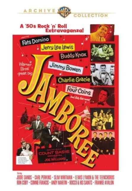 Jamboree DVD (1957) - Paul Carr, Freda Holloway, Kay Medford, Robert Pastene