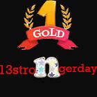 13strongerday