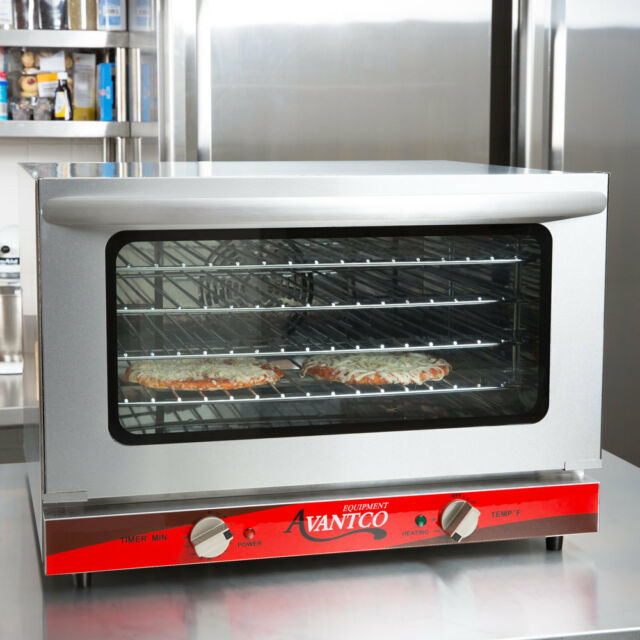 duty convection p oven waring ebay s heavy commercial countertop new countertops