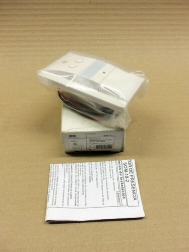 New Hubbell SOM-10-2 Motion Sensor Wall Switch Dual Circuit-White