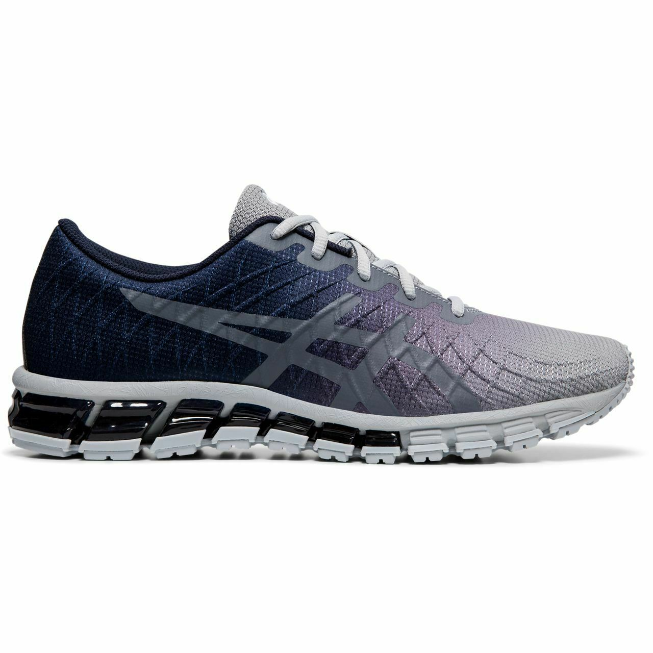 Asics 1021A104 024 Gel Quantum 180 4 St Rock Piémont gris homme chaussures de course