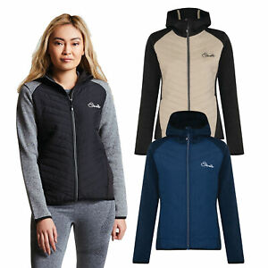 Dare2b-Refinery-Womens-Hybrid-Hooded-Insulated-Water-Repellent-Jacket-RRP-70