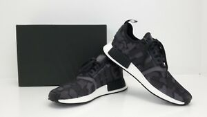 b88c2c3ec1407 Adidas Men s NMD R1 SHOES DUCK CAMO CORE BLACK GREY GREY D96616 ...