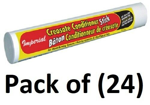 Imperial  KK0305 Fireplace 24 Wood Stove Chimney Creosote Conditioner Sticks