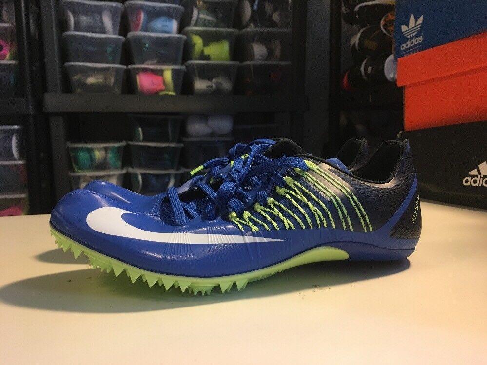 Nike Zoom Celar 5 Track Sprint Spikes bluee  ( 629226-413 ) Mens Size 10.5