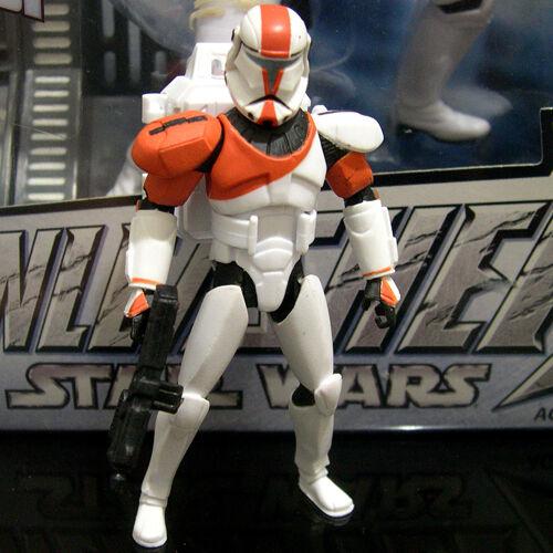 STAR WARS the clone wars Republic Commando BOSS cw11