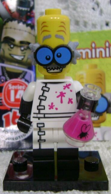 Genuine Lego 71010 Minifigure series 14 w// Poster no.16 Spider Lady