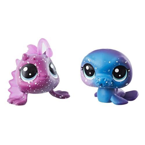 Littlest Pet Shop Kosmisches Pärchen Trend Bobble Heads Variante 4 Hasbro
