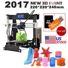 Anet Upgraded Desktop High Precision i3 3D Printer Build Size 210x210x210mm